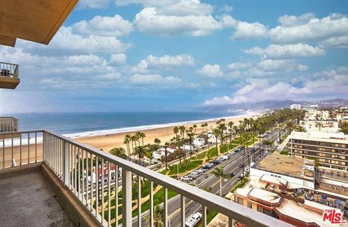 Photo of 101 CALIFORNIA Avenue #1103, Santa Monica, CA 90403 (MLS # 20586522)