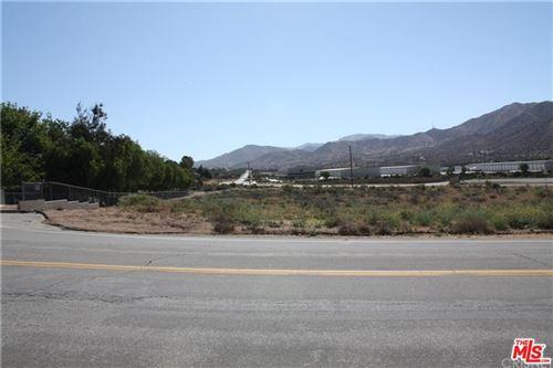 Photo of 0 Vac/Cor Soledad Canyon R, Acton, CA 93510 (MLS # 21712522)