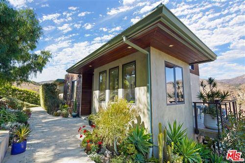 Photo of 5940 Murphy Way #Guest Hse, Malibu, CA 90265 (MLS # 21784522)