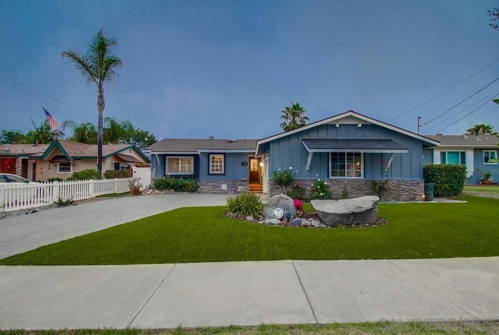 1375 Dove St, El Cajon, CA 92020 - MLS#: 210021522