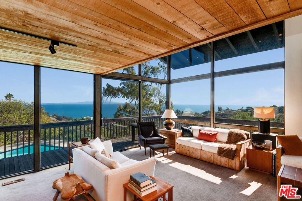 581 Paseo Miramar, Pacific Palisades, CA 90272 - MLS#: 21791522