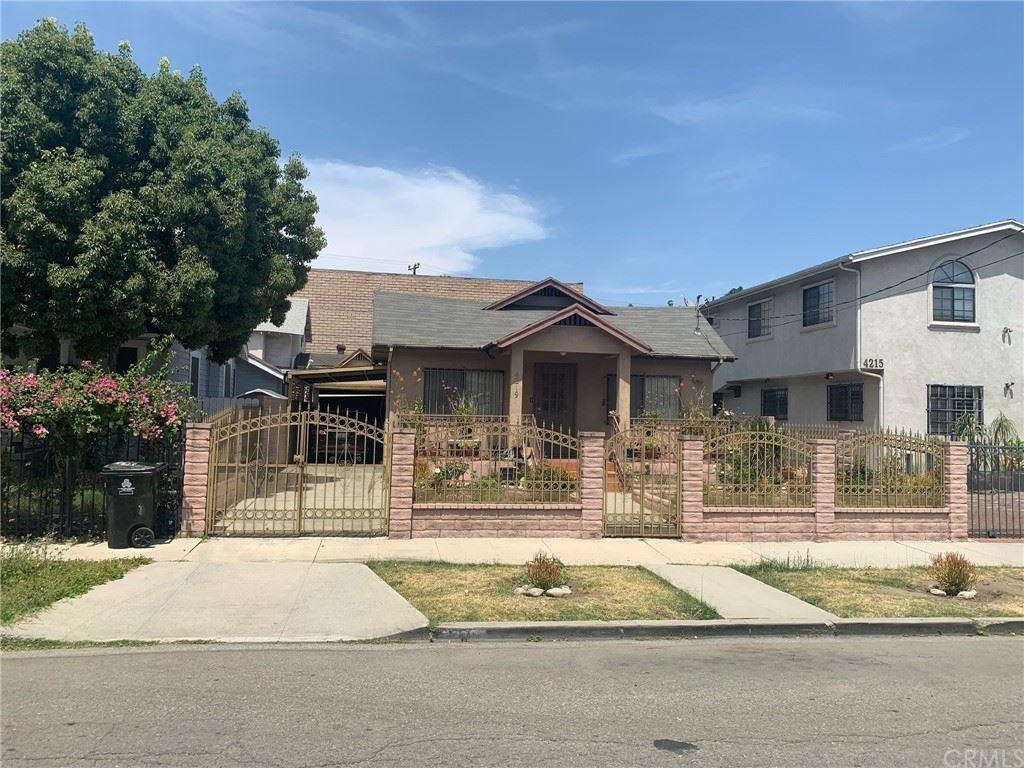 4219 Effie Street, Los Angeles, CA 90029 - MLS#: WS21159522