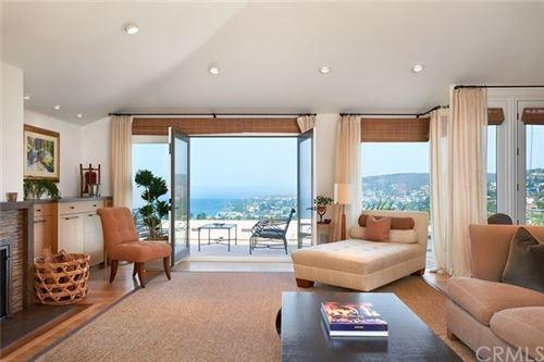 Photo of 935 Canyon View Drive, Laguna Beach, CA 92651 (MLS # NP20177523)