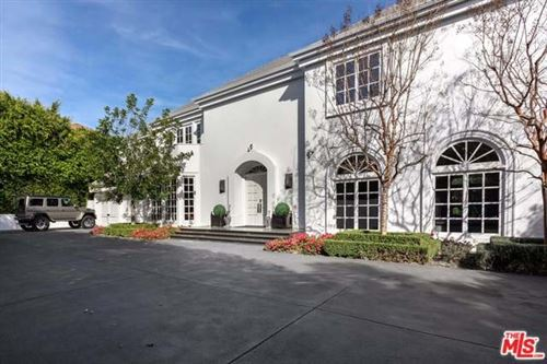 Photo of 820 N WHITTIER Drive, Beverly Hills, CA 90210 (MLS # 20552524)