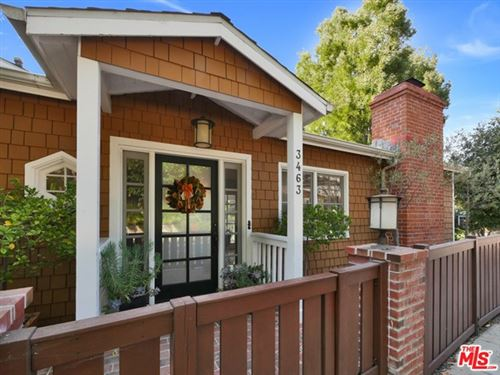 Photo of 3463 La Sombra Drive, Los Angeles, CA 90068 (MLS # 20628524)