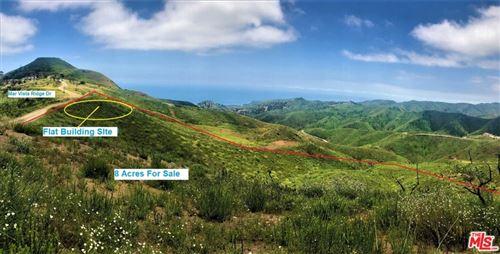 Photo of 2401 Mar Vista Ridge, Malibu, CA 90265 (MLS # 21697524)