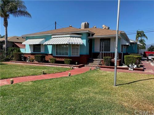 Photo of 1081 E Olive Street, Pomona, CA 91766 (MLS # CV20196524)