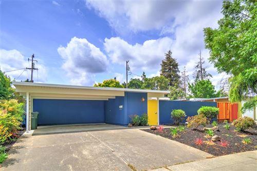 Photo of 645 Stendhal Lane, Cupertino, CA 95014 (MLS # ML81844524)