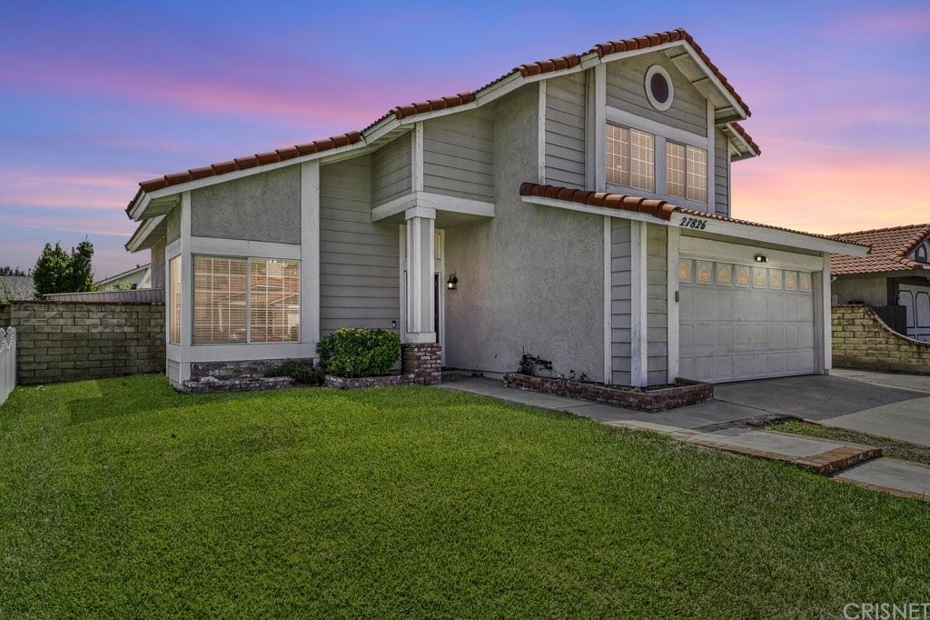 Photo for 27826 WAKEFIELD Road, Castaic, CA 91384 (MLS # SR21193524)
