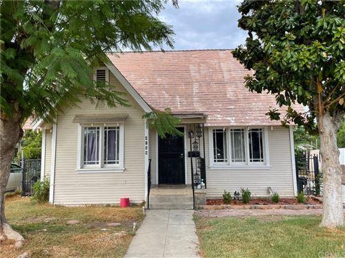 Photo of 4159 Larchwood Place, Riverside, CA 92506 (MLS # IG21198525)