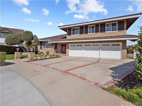 Photo of 329 S Merelet Lane, Orange, CA 92869 (MLS # SR21028525)