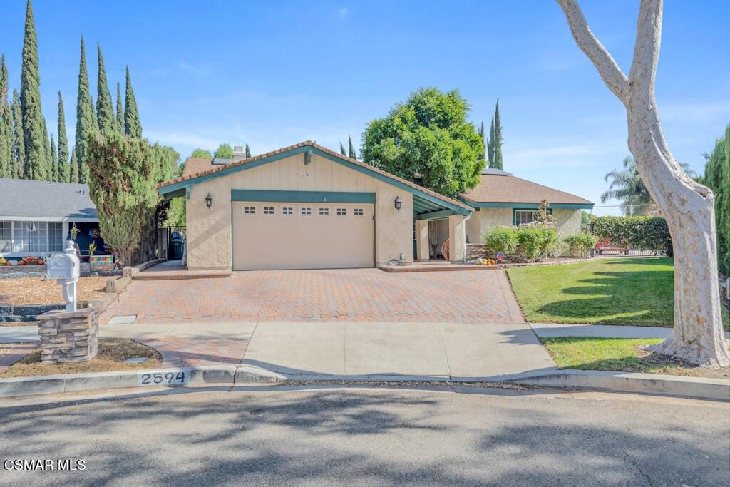 2594 Parkdale Avenue, Simi Valley, CA 93063 - MLS#: 221005525