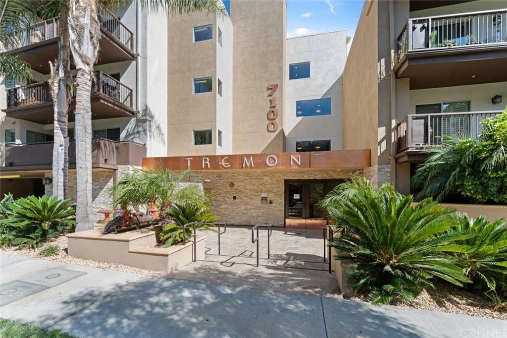 7100 Alvern Street #203, Los Angeles, CA 90045 - MLS#: SR21191525