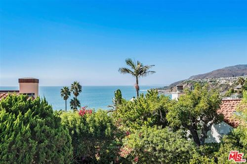 Photo of 17717 REVELLO Drive, Pacific Palisades, CA 90272 (MLS # 19524526)