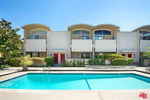 Photo of 4724 La Villa Marina #H, Marina del Rey, CA 90292 (MLS # 21761526)