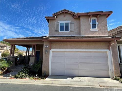 Photo of 448 Fieldflower Lane, Simi Valley, CA 93065 (MLS # SR21124526)