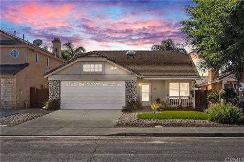 Photo of 27077 Fitzgerald Place, Menifee, CA 92584 (MLS # SW21236526)