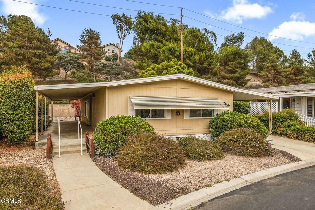 71 Caleta Drive #165, Camarillo, CA 93012 - MLS#: V1-7526