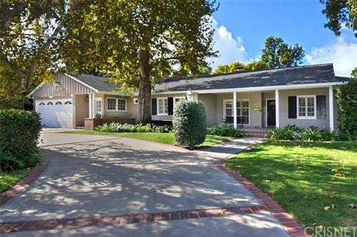 Photo of 4755 Alonzo Avenue, Encino, CA 91316 (MLS # SR20237527)