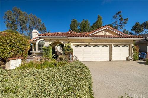 Photo of 8118 Valley Flores Drive, West Hills, CA 91304 (MLS # SR20239527)