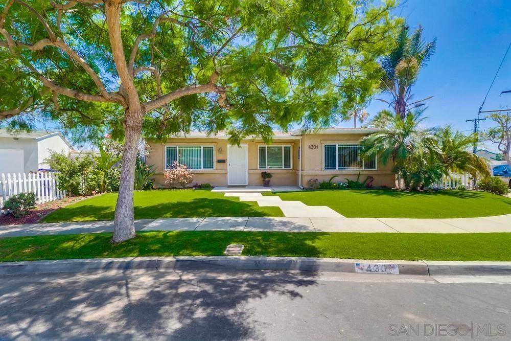 4301 Vallejo Avenue, San Diego, CA 92117 - #: 210023527