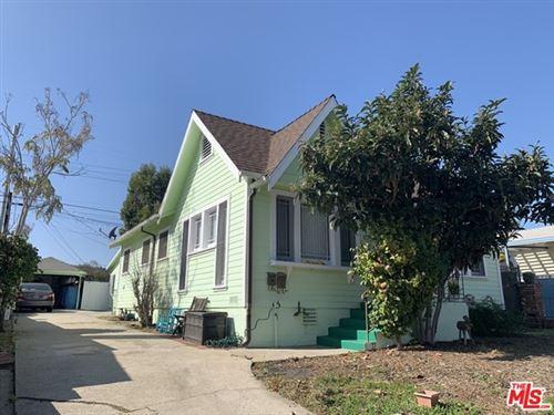 Photo of 3635 Greenfield Avenue, Los Angeles, CA 90034 (MLS # 21680528)