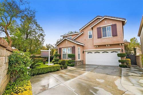 Photo of 24345 Caladium Place, Valencia, CA 91354 (MLS # SR21234528)