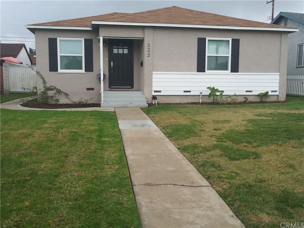 322 Alpine Street, La Habra, CA 90631 - MLS#: DW20004528