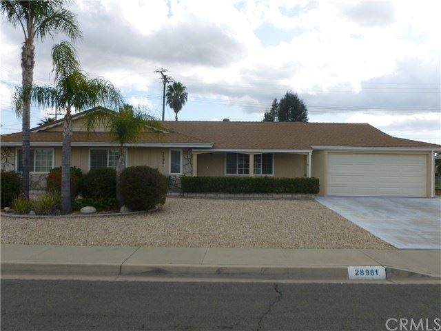 28981 W Worcester Road, Sun City, CA 92586 - MLS#: IV21058528