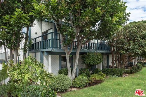 Photo of 25 Hurricane Street #1, Marina del Rey, CA 90292 (MLS # 21705530)