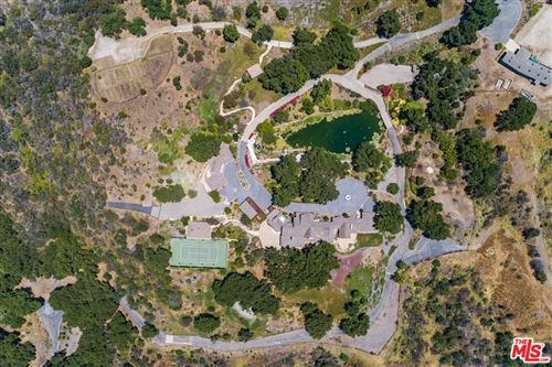 Photo of 3100 MANDEVILLE CANYON Road, Los Angeles, CA 90049 (MLS # 21792530)