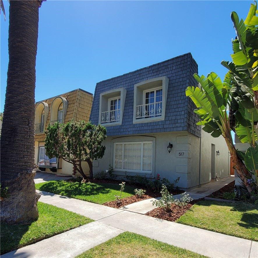 517 16th Street, Huntington Beach, CA 92648 - MLS#: OC21195531