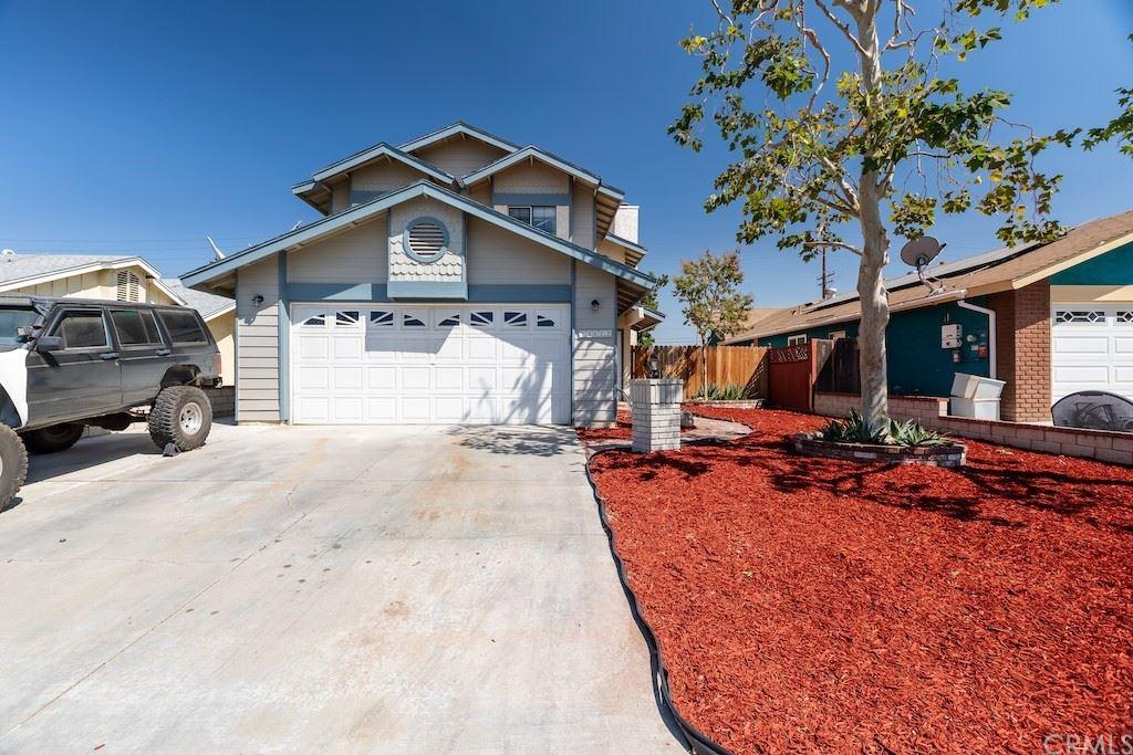 13872 Red Mahogany Drive, Moreno Valley, CA 92553 - MLS#: OC21221531