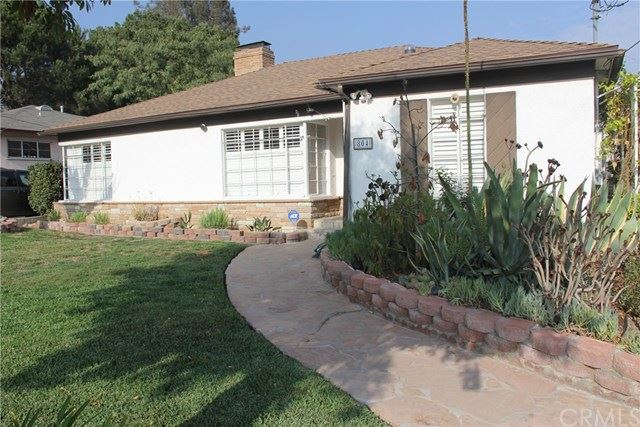 804 Eaton Drive, Pasadena, CA 91107 - MLS#: PW20210531