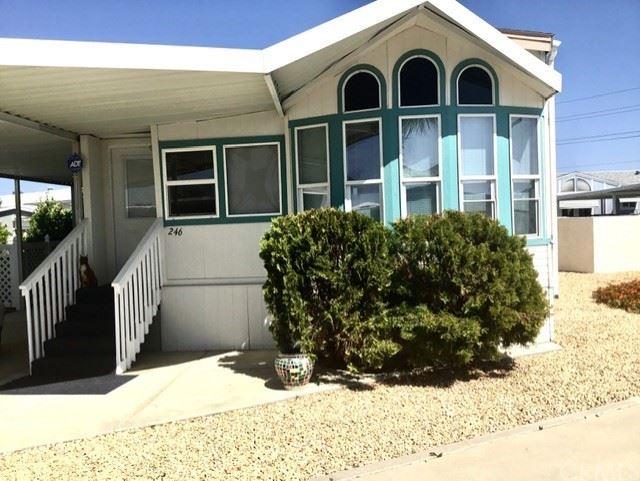 1295 S Cawston Avenue #246, Hemet, CA 92545 - MLS#: SW21107531