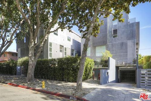 Photo of 1220 N ORANGE GROVE Avenue #9, West Hollywood, CA 90046 (MLS # 21699532)