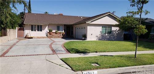 Photo of 16357 Bermuda Street, Granada Hills, CA 91344 (MLS # SR20205532)
