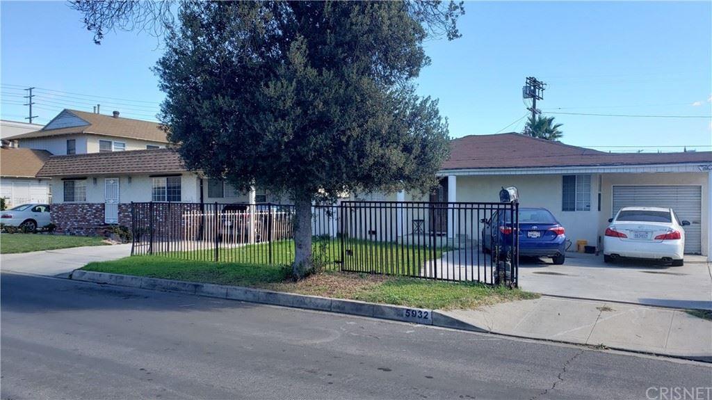 5932 Lemp Avenue, North Hollywood, CA 91601 - MLS#: SR21157532
