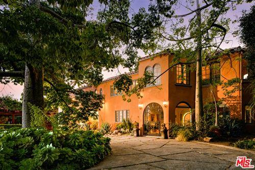 Photo of 441 N Rockingham Avenue, Los Angeles, CA 90049 (MLS # 21754534)