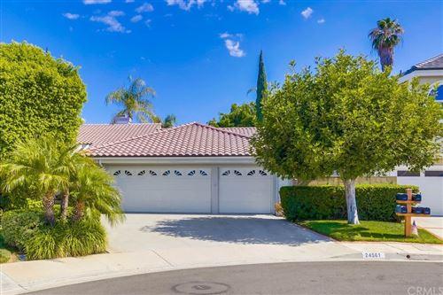 Photo of 24561 Alta Loma Court, Laguna Hills, CA 92653 (MLS # CV21155534)