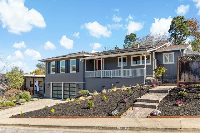 1201 Ladera Way, Belmont, CA 94002 - #: ML81829534