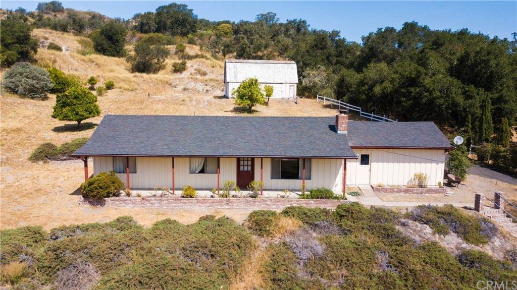 971 Corbett Canyon Road, San Luis Obispo, CA 93420 - MLS#: SC21125534