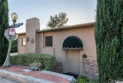 Photo of 3950 Franklin Avenue, Los Feliz, CA 90027 (MLS # 320004535)