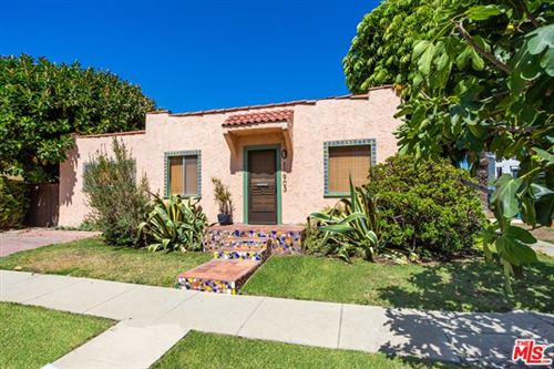 Photo of 11903 Courtleigh Drive, Los Angeles, CA 90066 (MLS # 20613536)