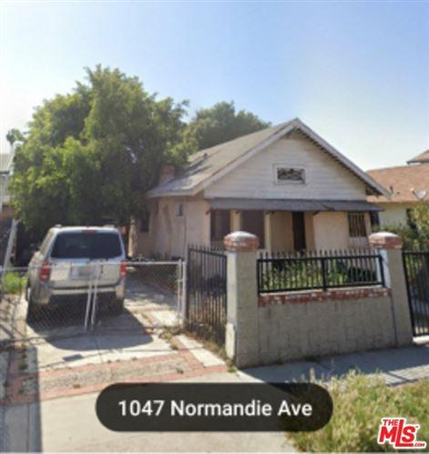 Photo of 1047 S Normandie Avenue, Los Angeles, CA 90006 (MLS # 20614536)