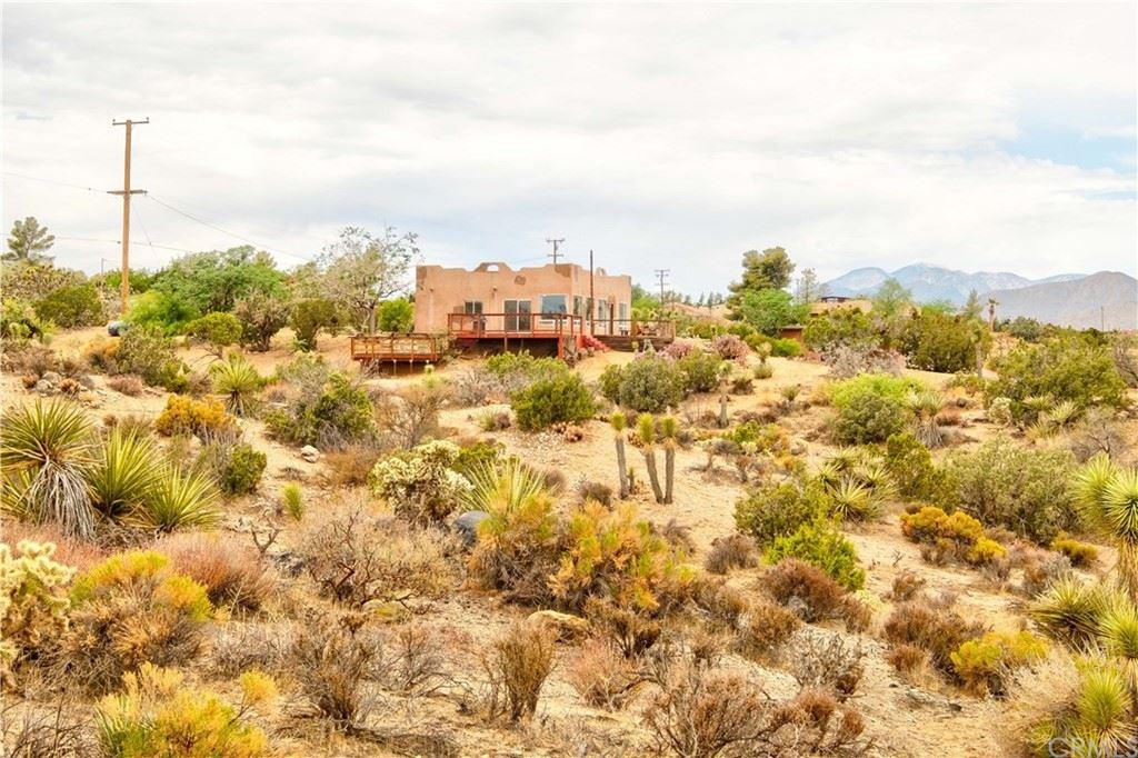 8250 Kickapoo Trail, Yucca Valley, CA 92284 - MLS#: JT21154536