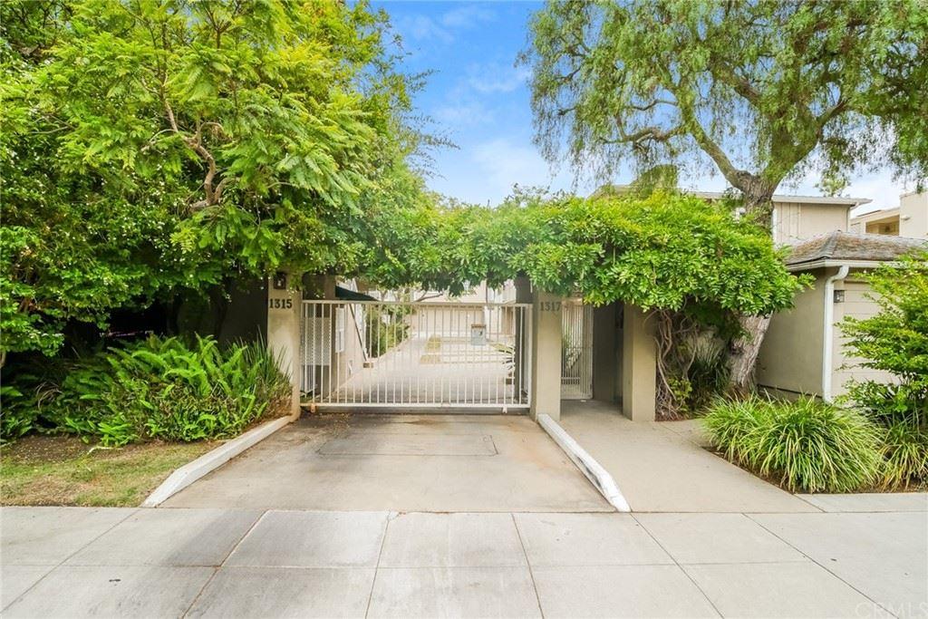 1317 Franklin Street #B, Santa Monica, CA 90404 - MLS#: OC21195536