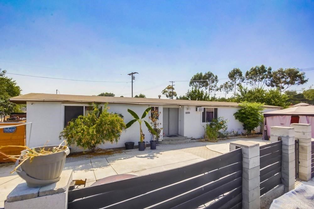 Photo for 2215 Sweetwater Road, Spring Valley, CA 91977 (MLS # PTP2106536)
