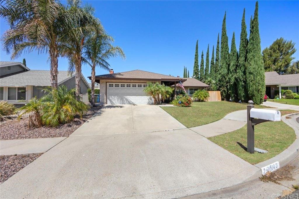 2543 Graystone Place, Simi Valley, CA 93065 - #: SR21173536