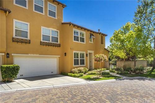 Photo of 27011 Fairway Lane #80, Valencia, CA 91381 (MLS # SR21068537)